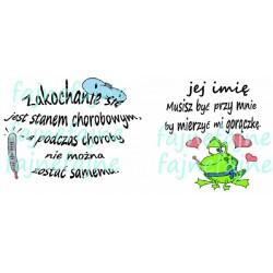 Zakochany Pan żaba