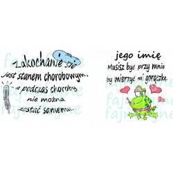 Zakochana Pani żaba